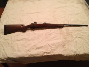 My Remington 700 Classic in 300 Weatherby