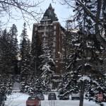 Banff Springs Hotel, Banff Alberta