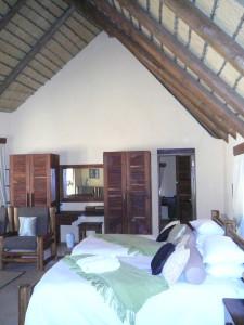 Tualuka Safari Lodge Guest Chalet