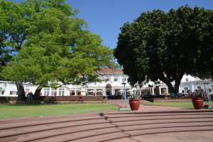 The Victoria Falls Hotel, Victoria Falls Zimbabwe