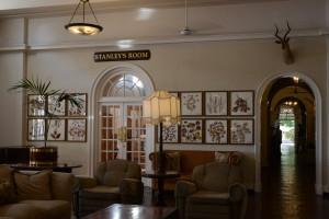 Stanley's Room, Victoria Falls Hotel. Zimbabwe